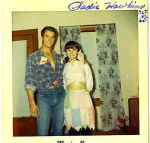For Sadie Hawkins Dance 1965